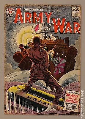 Our Army at War (1952) #55 GD- 1.8