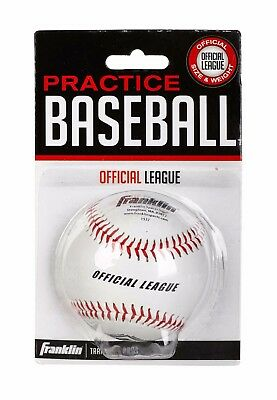 Franklin Baseball Syntex®/Kork, Blister - Base Ball
