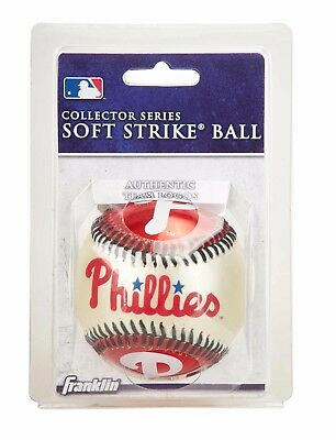 Franklin MLB Team Soft Strike® Baseballs - Philadelphia Phillies - Baseball