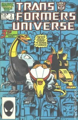 Transformers Universe (1986) #3 FN