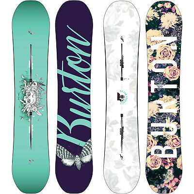 Burton Talent Scout Damen All Terrain Snowboard camber Off Axis 2017-2018 NEW