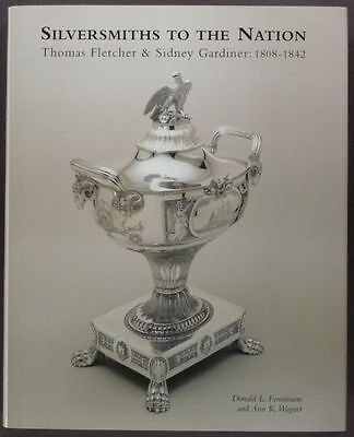 Antique Federal Philadelphia Silver of Thomas Fletcher + Sidney Gardiner