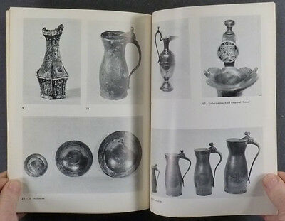 Antique English Pewter Victorian, Ancient, Medieval, Georgian - 1969 Exhibition