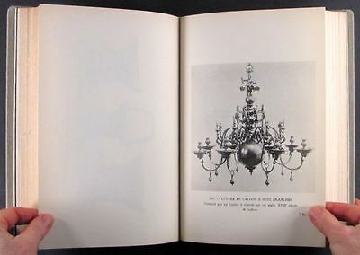 Book: Antique Liege Pewter, Silver, Carvings Lighting Candlesticks Table Wares