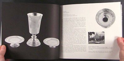 Antique Colonial Virginia Silver - 1970 Virginia Museum Exhibition Catalog