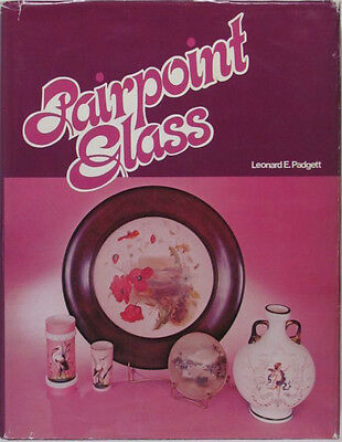 Antique Pairpoint Art Glass - Collecting & Types, Old Catalog Pages & ++