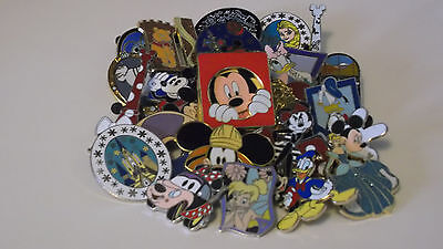 Disney Trading Pins_40 Pin Lot_100% Tradable_Fast Free Shipping_No Doubles_27D