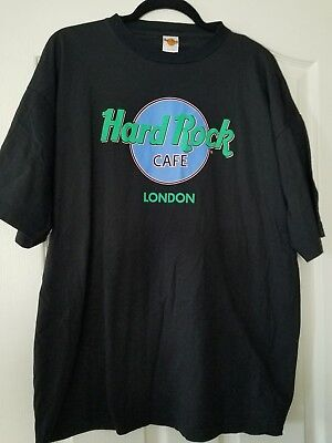 NWOT hard rock cafe London men's XL t-shirt