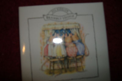 Pack of Brambly Hedge mini notecards