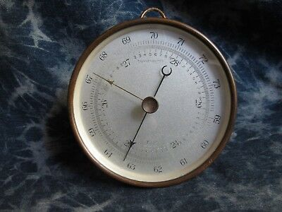 Antique Tycos Compensated Barometer, Rochester, NY.