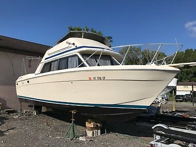 1986 Chris Craft Sun Bridge 292
