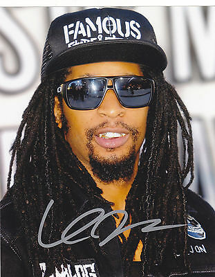 Lil Jon Signed Autographed Rap Music Crunk 8X10 Photo  Exact Proof