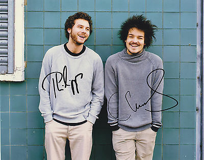 Milky Chance Signed Autographed 8X10 Photo Stolen Dance Proof #2