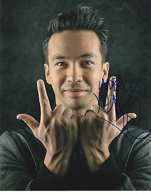 Laidback Luke Signed Autograph Edm Dance Trance 8X10 Photo Exact Proof #2