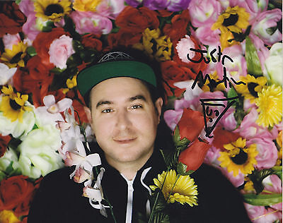 Justin Martin Signed Autograph Dance Music Edm House 8X10 Photo Proof #2