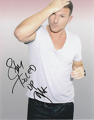 Mark Knight Signed Autographed Edm Dance Trance House Music 8X10 Photo Proof #2