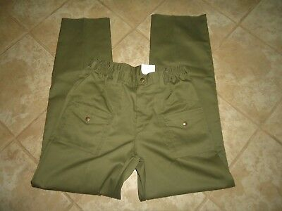 Boy Scout Uniform Pants NWT Size 34