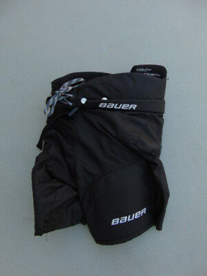 Hockey Pants Child Size Y Large Age 5-6 Bauer Waist 21-23 inch Fantastic Quality