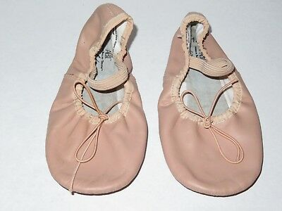ABT Spotlights Ballet Shoes US Size 12 Girls Dance Shoes Pink Slippers Theater