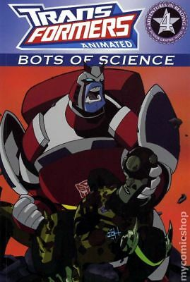 Transformers Animated Bots of Science (2010 IDW) #0 VF+ 8.5