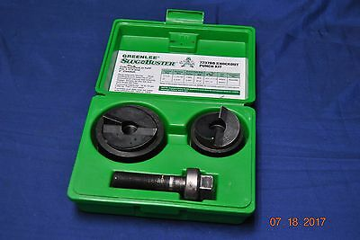 Greenlee Knockout Punch Set 7237Bb
