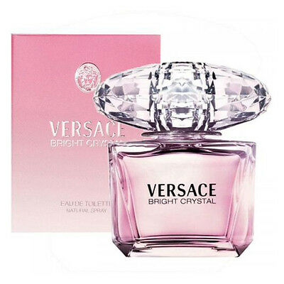 BRIGHT CRYSTAL de VERSACE - Colonia / Perfume EDT 90 mL - Mujer / Woman / Femme