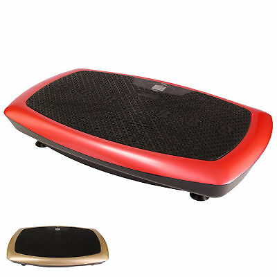 Vibrationsplatte Basic Duo Rot oder Gold Rüttelplatte vibration plate trainer
