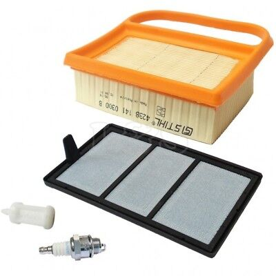 Service Kit for Stihl TS410, TS420 Disc Cutters (Genuine Stihl Filters)