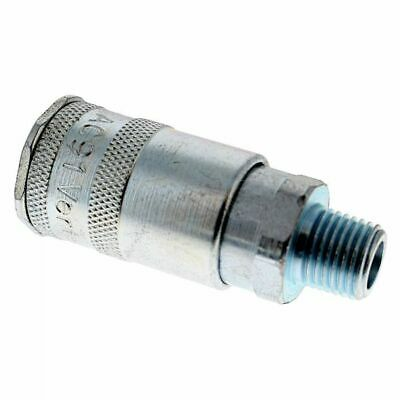 "PCL VERTEX Coupling to 1/4"" BSP Male (Taper) Thread"