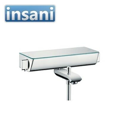 Hansgrohe Ecostat Select Sink Faucet Surface mount,Bathroom faucet,chrome/white
