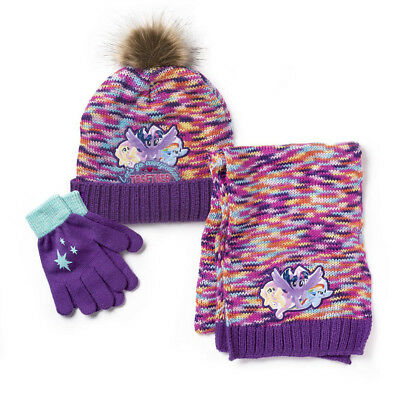 My Little Pony Hat, Scarf and Glove Set - 3-piece