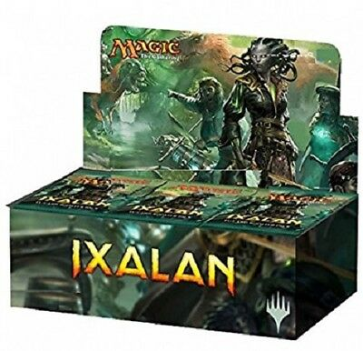 Magic The Gathering Ixalan Booster Box   Sealed