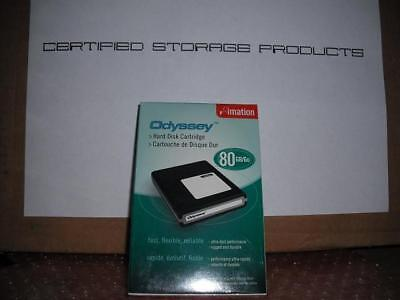 NEW Imation 80GB HDD Hard Disk Data Cartridge Drive ODYSSEY 26443 FACTORY SEALED