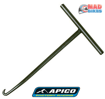 Raceline Motorcycle Spring Hook Puller Tool Exhaust, Brake MX Enduro Trials Kart