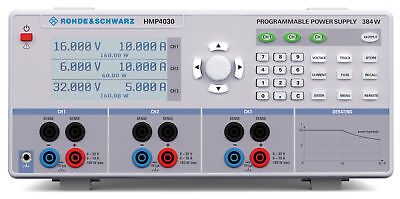 Rohde & Schwarz HMP4030 Programmable Power Supply