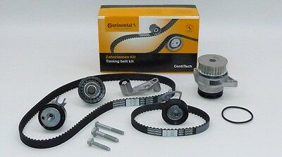 Timing Belt Kit ContiTech CT957K1 Audi Seat VW 1.6 16V / FSI / GTI + Water Pump