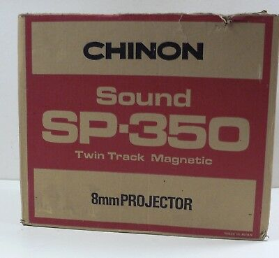 Chinon 8mm SP-350  Sound Projector