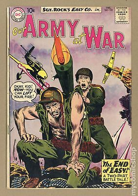 Our Army at War (1952) #101 GD/VG 3.0