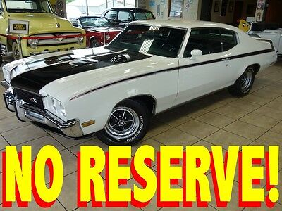 1972 Buick Skylark GSX Tribute NO RESERVE 1972 BUICK GSX TRIBUTE FULLY RESTORED AIR-CONDITIONING 70 71 72 LOOK