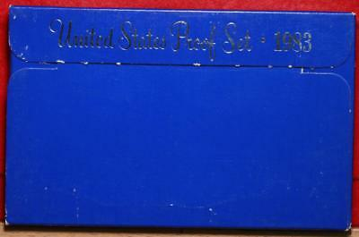 Uncirculated 1983 United States Proof Set Free Shipping