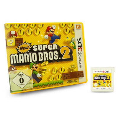 Nintendo 3DS GIOCO NEW SUPER MARIO BROS.2 in conf. orig.