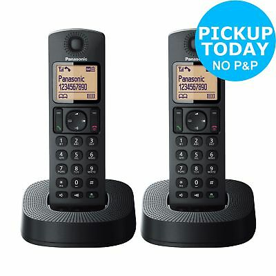 Panasonic TGC322 Cordless Telephone with Answer M/c - Twin