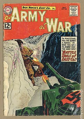 Our Army at War (1952) #120 GD 2.0