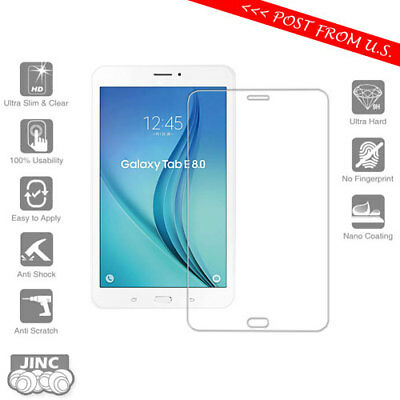Tempered Glass Screen Protector for Samsung SM-T375 T377 T377P Galaxy Tab E 8.0""
