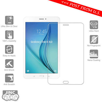 """Tempered Glass Screen Protector for Samsung SM-T377R T377W Galaxy Tab E 8.0"""""""