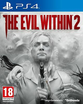 The Evil Within 2 PS4 Inc The Last Chance DLC Pack