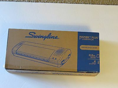 Swingline Thermal Laminator, Inspire Plus, Quick Warm-Up New in the Box