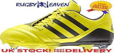 Adidas Predator Incurza Sg Adults Black/Yellow Boots 2015