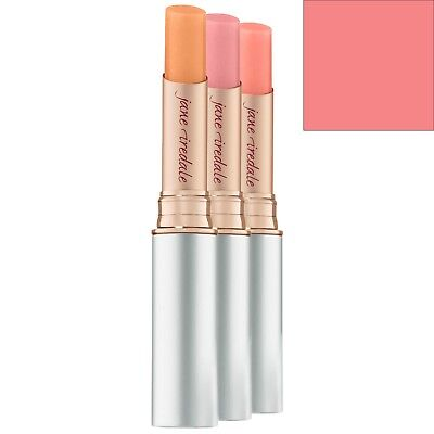 Jane Iredale Just Kissed Lip and Cheek Stain Forever Pink 3g for women