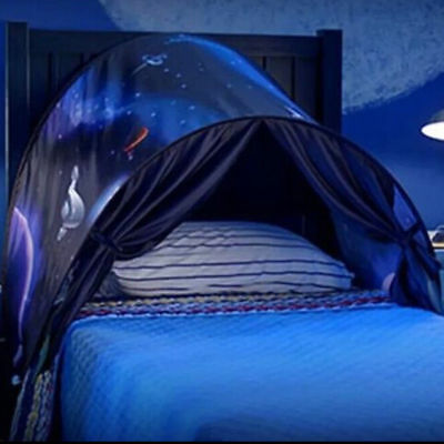 Dream Tents as seen on TV Space Adventure Magical Dream World New tent twin/bunk